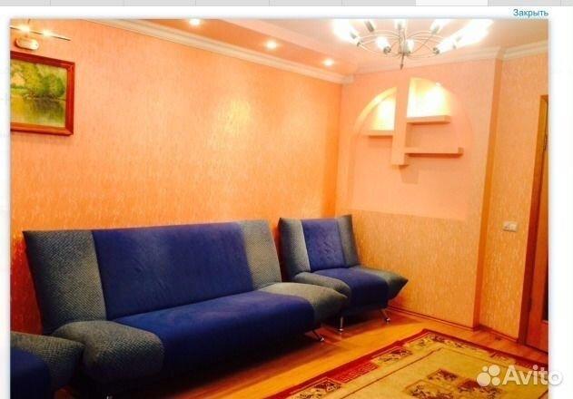 Продается двухкомнатная квартира за 4 500 000 рублей. Нижний Новгород, Таганская улица, 8к2.