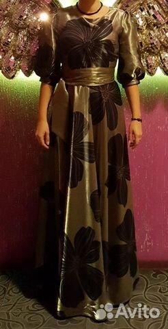 5eff288743240b7 Платье производство Турция купить в Республике Башкортостан на Avito ...