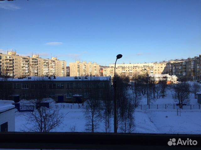 Продается трехкомнатная квартира за 3 260 000 рублей. г Мурманск, Кольский пр-кт, д 60.