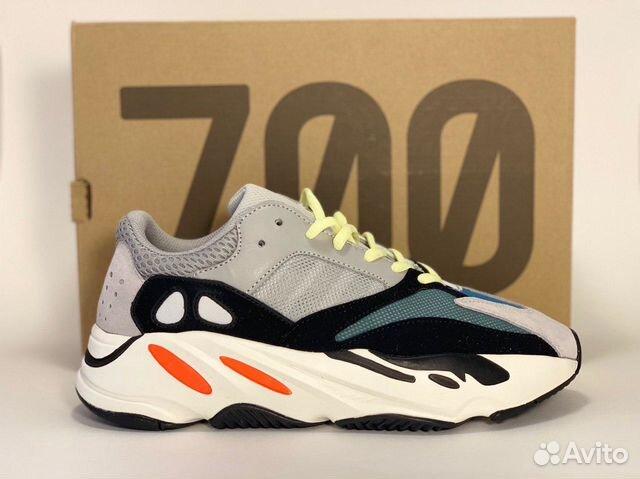 354b25c3 Кроссовки Adidas Yeezy Boost 700 купить в Москве на Avito ...