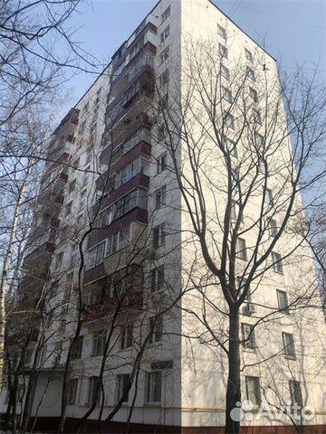 Продается двухкомнатная квартира за 7 800 000 рублей. г Москва, ул Солнечногорская, д 13.