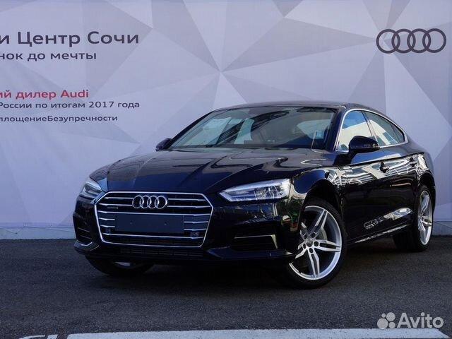 Audi A5 2018 купить в краснодарском крае на Avito объявления на