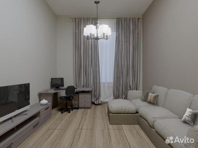 Продается однокомнатная квартира за 6 600 000 рублей. г Санкт-Петербург, пр-кт Большой П.С., д 47.