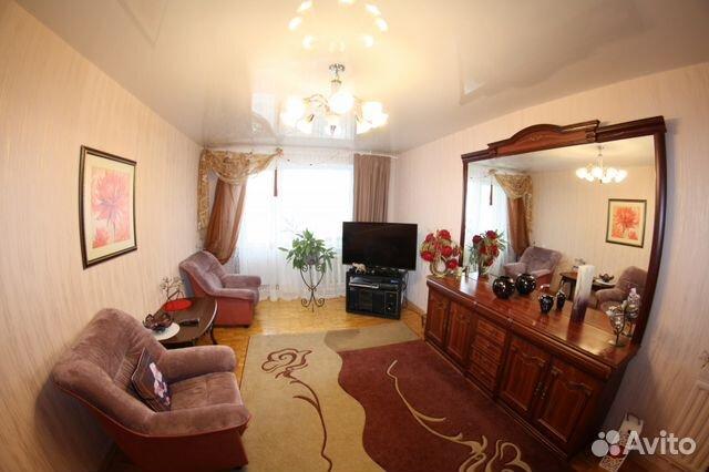 Продается четырехкомнатная квартира за 3 649 900 рублей. г Петрозаводск, р-н Перевалка, ул Софьи Ковалевской, д 7.