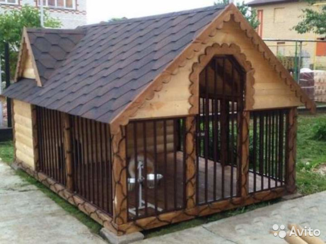 Cages, dog kennels custom made