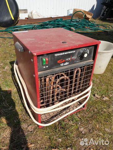 Тепловой вентилятор 89036932233 купить 2