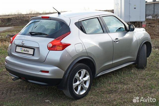 Купить Nissan Juke пробег 94 000.00 км 2011 год выпуска
