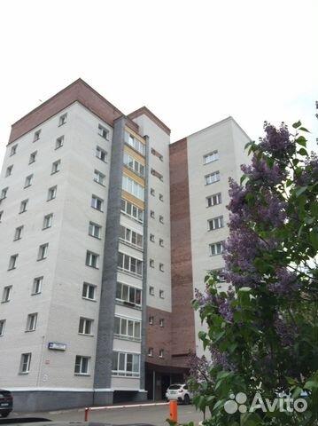 Продается двухкомнатная квартира за 3 740 000 рублей. г Киров, ул Советская, д 98.