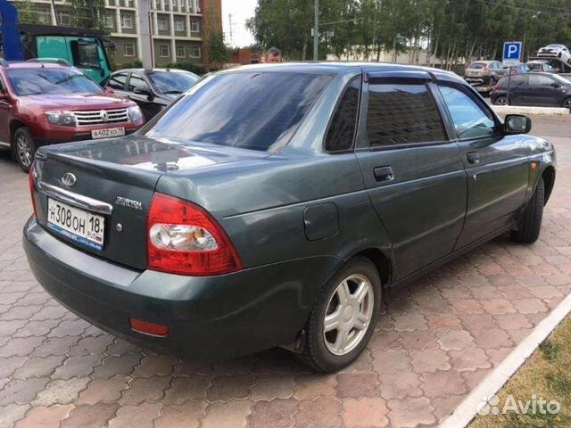 Купить ВАЗ (LADA) Priora пробег 117 000.00 км 2008 год выпуска