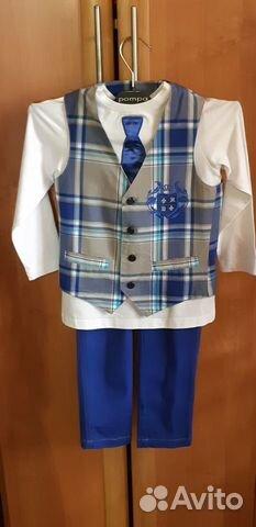 Праздничный костюм 89066370140 купить 1