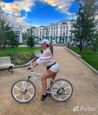 89527559801 Велосипеды на литых дисках, большой выбор в Томске