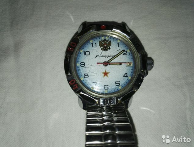 Бу командирские продам часы стоимость qsq часы