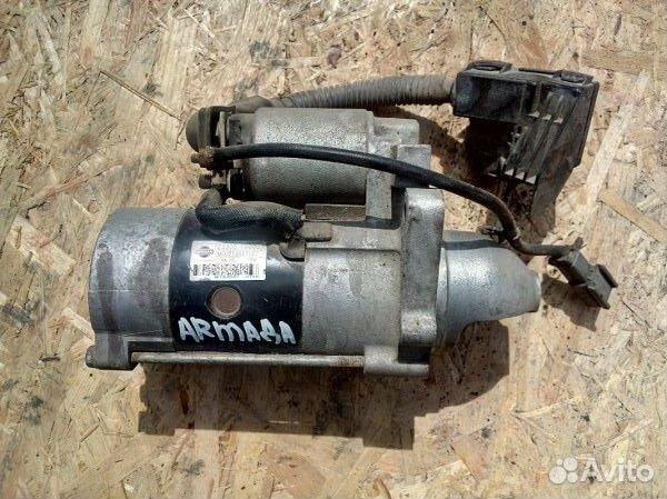 89026196331 Стартер Nissan Armada VK56DE 2003-2016