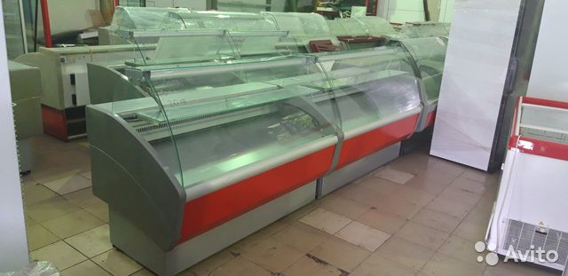 Refrigerated display case buy 4