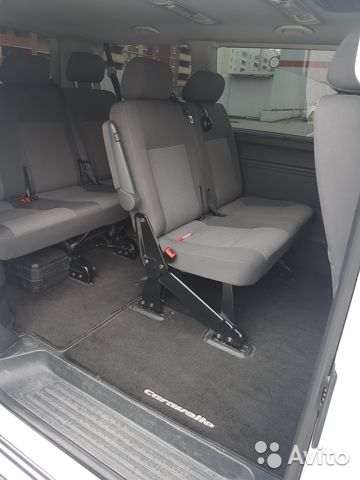 Volkswagen Caravelle, 2013 89223172585 купить 7