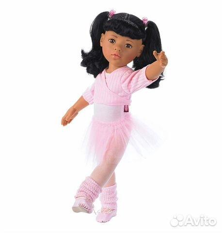 Кукла Gotz 1159451 Ханна у куклы Ballet Asia 50см 89062132153 купить 1