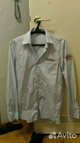Сорочка форменная ржд с длинным рукавом 89608869910 купить 2