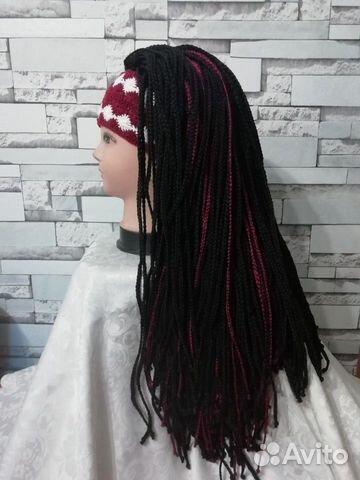 Шапка-парик купить 1