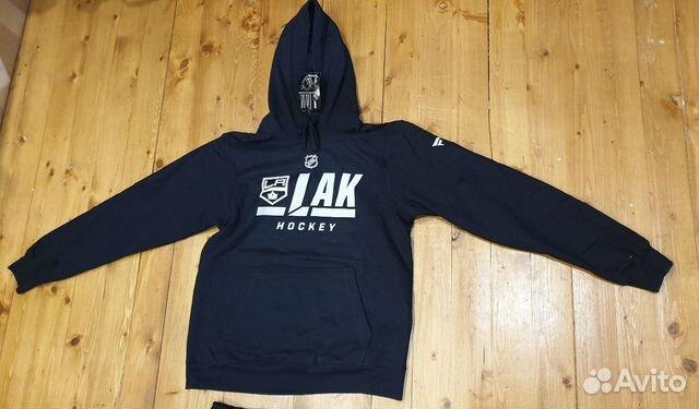 89036020550  Толстовка pro stock L.A. Kings, p. L, нов
