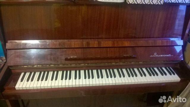 Пианино волжанка сколько весит