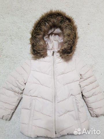 Куртка для девочки 89624276947 купить 1