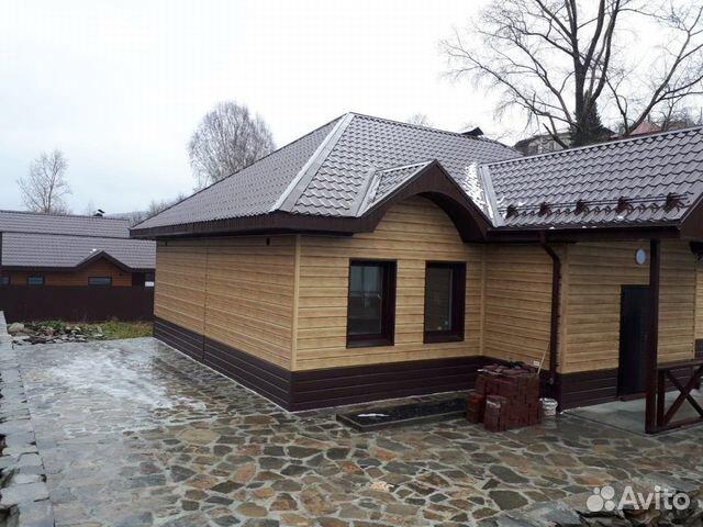Дом 109 м² на участке 11 сот.