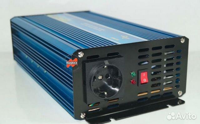 Инвертор DC24 в AC220 1кВт 89226990442 купить 2