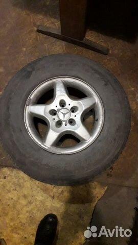 Диски R16 Mersedes Benz ML 3.2 W163 1997-2005  89136839427 купить 2