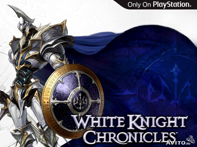 White Knight Chronicles (PS3, xbox 360) (русская)— фотография №1