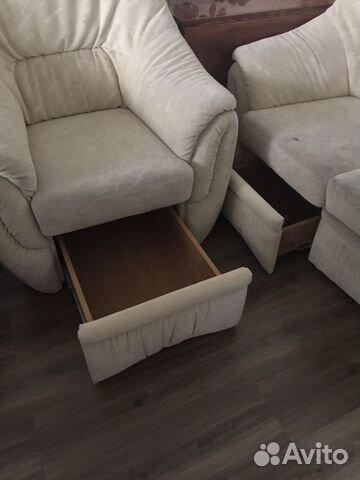 Диван и кресло 89281851037 купить 4