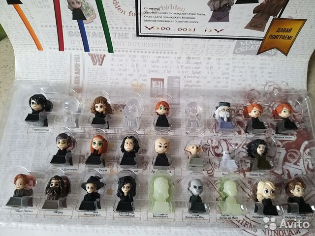 Коллекция фигурок Гарри Потерра 89065113030 купить 1