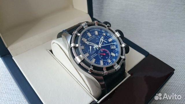 Мужские часы Chronograph Invicta 6433 Обмен 89525003388 купить 4