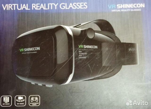 VR shinecon Виар очки 89622660118 купить 1
