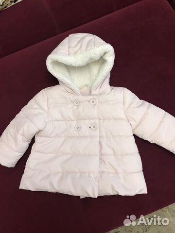 Куртка легкая размер 80