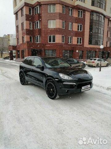 Porsche Cayenne, 2012 89612495058 купить 5