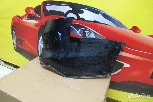 89524408730 Ford Focus III 2011) правая часть заднего бампера