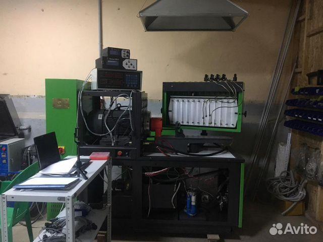 Оборудование для диагностики и ремонта дизельной т