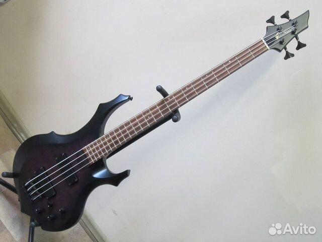 89025069832 Бас-гитара Edwards E-T-98FR (1990х Japan)