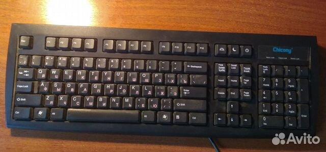 Клавиатура Chicony KB-9850 купить 1