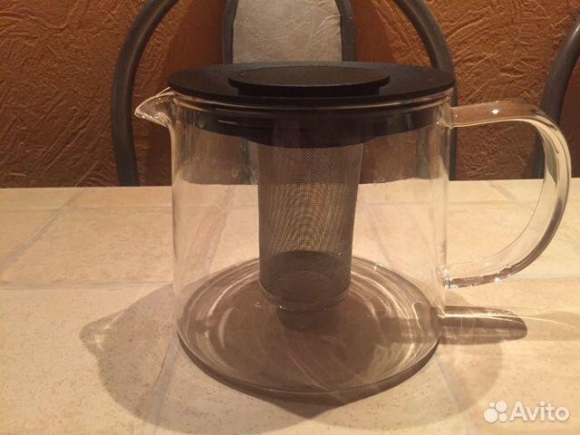 Заварочный чайник новый  купить 1