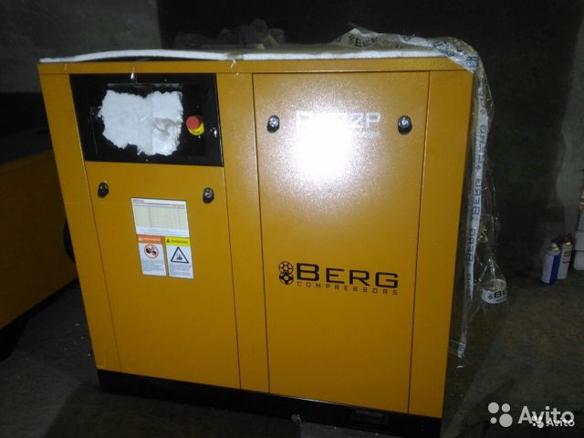 Skruv kompressor berg VK 22-10 89676322337 köp 4