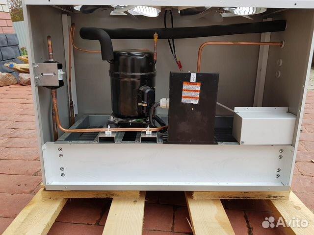 Сплит-система для холодильной камеры 89587629065 купить 6