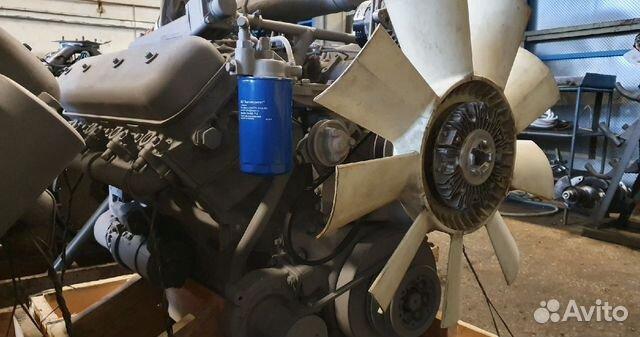 Двигатель ямз 7511 на маз 640308  89056335962 купить 1