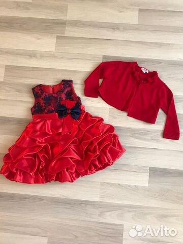Платье с болеро для юной модницы 89189676103 купить 1