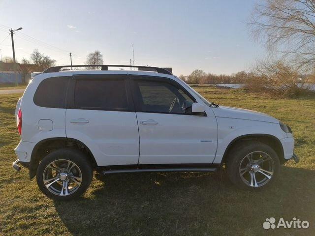 Chevrolet Niva, 2016 89606391949 купить 3