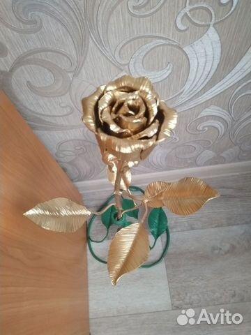 Цветы ручной работы из железа 89373733836 купить 2