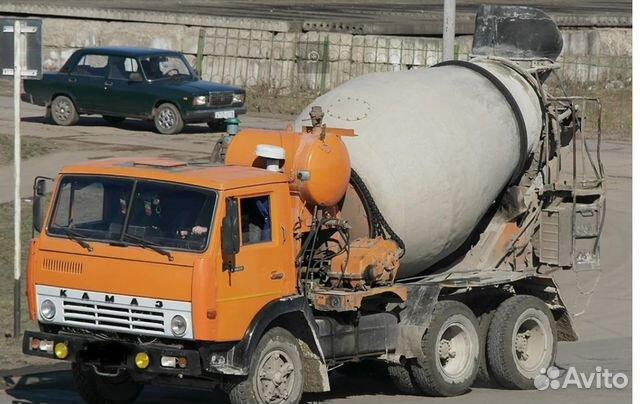 бетон петушки