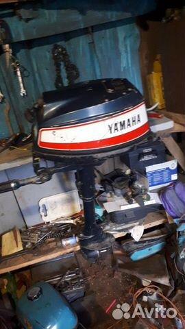 Лодочный мотор yamaha 5 89605752672 купить 4