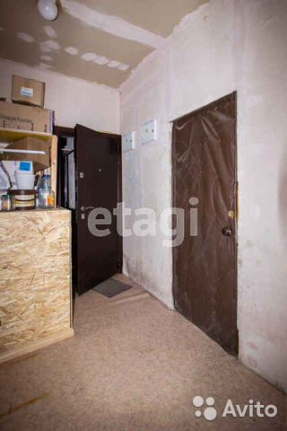 1-к квартира, 15.3 м², 1/1 эт.