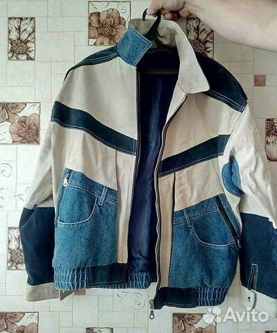 Куртка замшевая, Осенняя купить 1